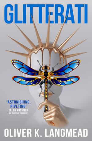 Cover reveal: Gliteratti by Oliver K Langmead