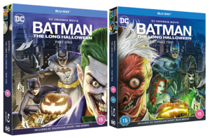 Batman: The Long Halloween Watchalong Party!