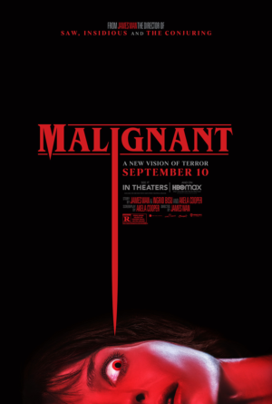 Malignant: Trailer and poster revealed for new James Wan horror