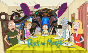 Rick And Morty: Interview with Chris Parnell and Sarah Chalke