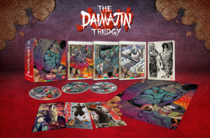 The Daimajin Trilogy: Win the classic Japanese monster tales on Blu-ray