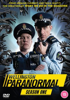 Wellington Paranormal: Win season one on DVD!