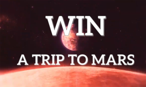 Win a trip to Mars with Jeff Wayne's The War of The Worlds: The Immersive Experience