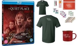 A Quiet Place Part II: Win survival goodies!