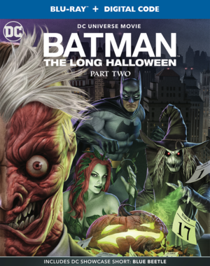 Win Batman: The Long Halloween, Part One And Two On Blu-Ray