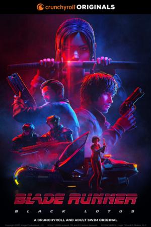 Blade Runner: Black Lotus Series Opening Revealed