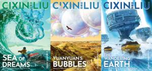 Cixin Liu: Short stories transformed into stunning graphic novels