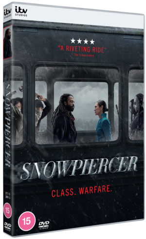 Snowpiercer: Win Season One on DVD with our latest competition