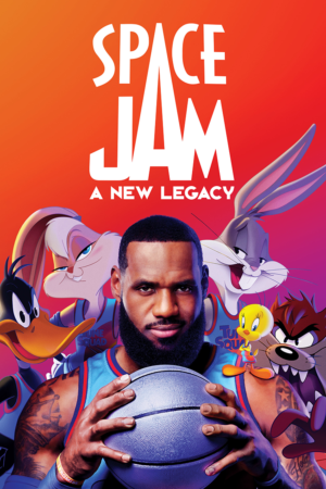 Space Jam: A New Legacy Competition