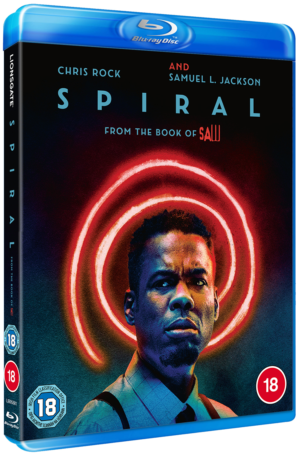 Win Spiral: From The Book Of Saw on Blu-ray along with premium prizes!