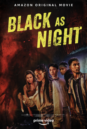 Black As Night: Biting social commentary