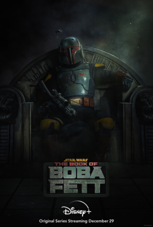 The Book of Boba Fett: Series date and key art revealed