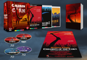 Children of the Corn Trilogy: Win a limited edition box set