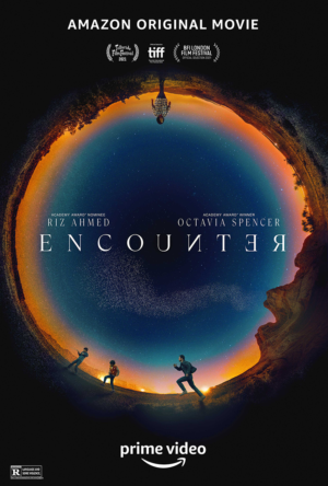 Encounter: Riz Ahmed is on a mission to save his sons from an inhuman threat…