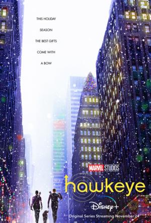 Hawkeye: Clint Barton's solo outing has festive spirit