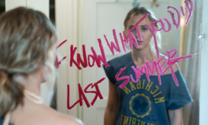 I Know What You Did Last Summer: Sexy new series sees teens stalked by a mysterious killer