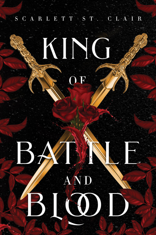 King Of Battle And Blood Cover
