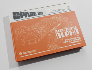 Space: 1999 Moonbase Alpha Technical Operations Manual Competition