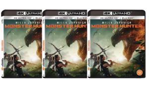 Monster Hunter: Win a copy of new Milla Jovovich fantasy