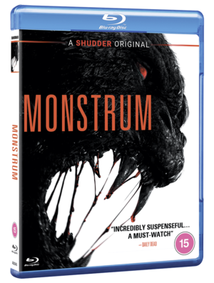 Monstrum: Win Shudder creature feature on Blu-ray and DVD