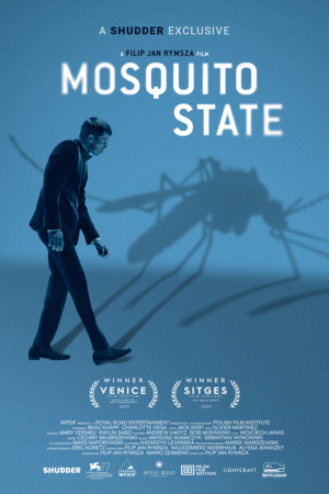 Mosquito State: Talking Wall Street and flying insects with director Filip Jan Rymsza
