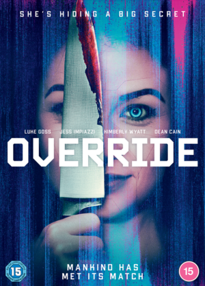 Override: Win a copy of the sci-fi thriller on DVD