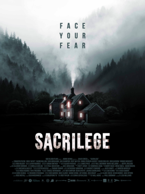 Sacrilege: Exclusive clip from Pagan horror