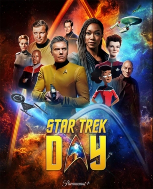 Star Trek Day 2021: Celebrate 55 years with live-streamed panels, special guests and more!