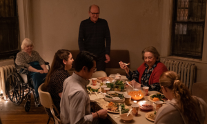 The Humans: Family tensions rise in A24 horror drama