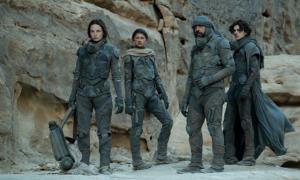 Dune Review: Majestic Sci-fi Cinema