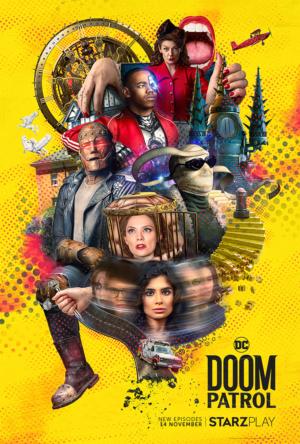 Doom Patrol: Reunite with the unlikely heroes for Season Three