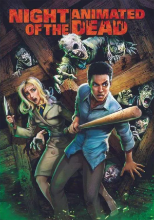 Night Of The Animated Dead: Talking zombies with actor Josh Duhamel