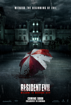 Resident Evil: Welcome To Racoon City First Look