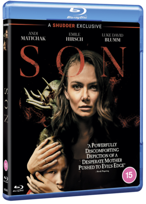 Son: Win gory cult horror on Blu-ray