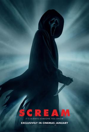 Scream: Ghostface is back in new Scream movie