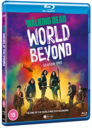 The Walking Dead: World Beyond Season One Competition