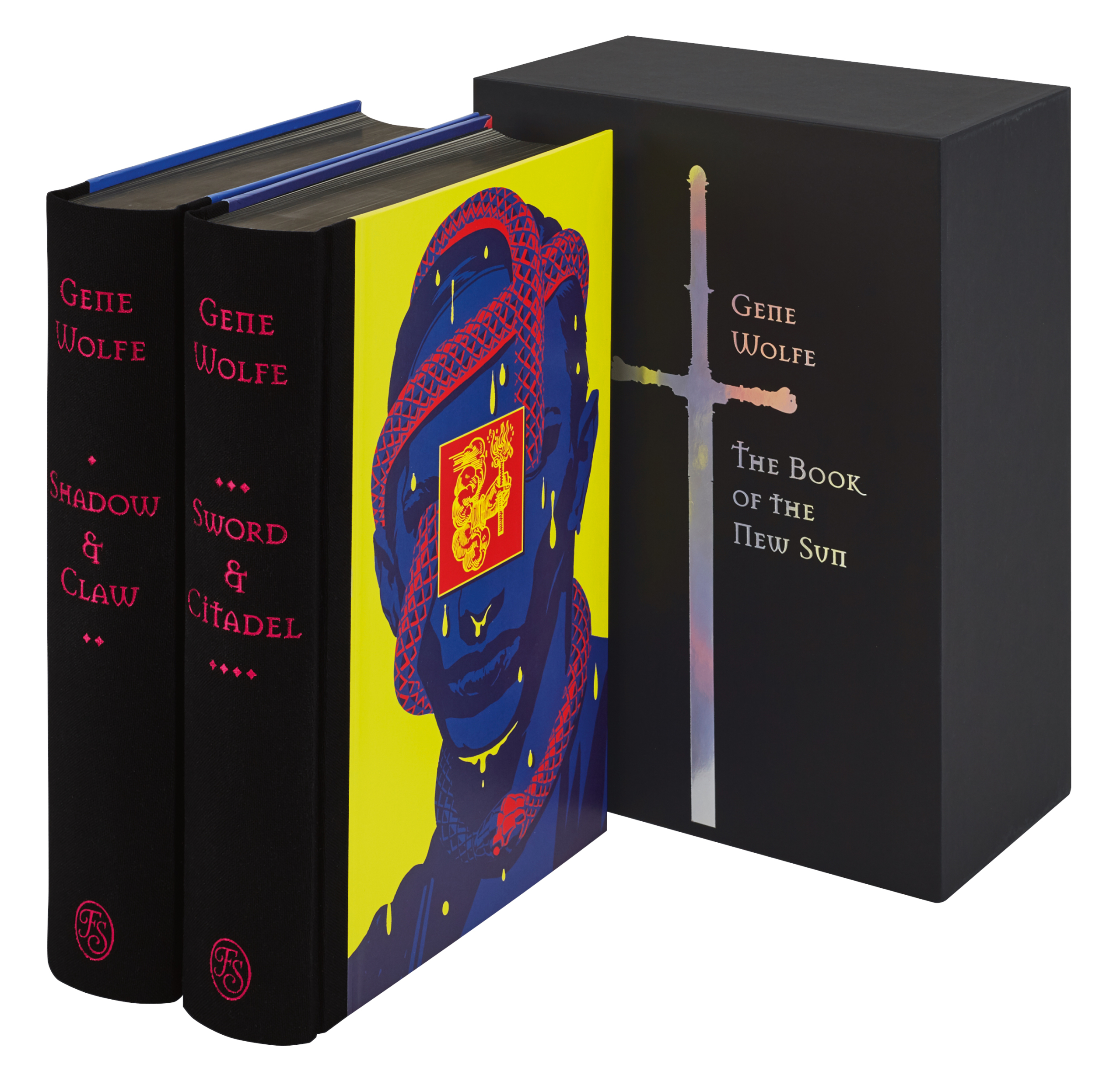 ©2021 Sam Weber from The Folio Society edition of The Book of the New Sun