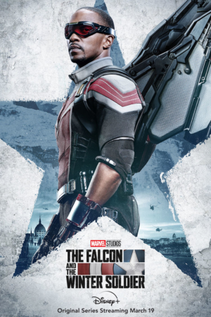 The Falcon And The Winter Soldier: New Character Posters